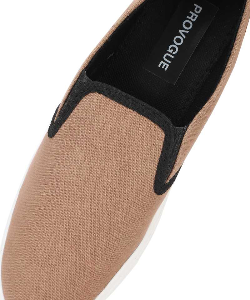 Provogue Slip On Sneakers For Men